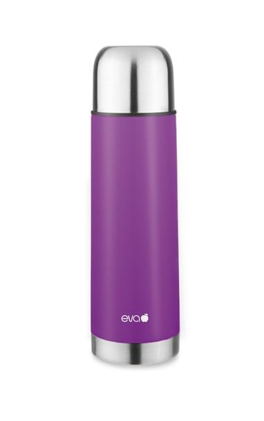 Bottiglia Isolante Acciaio Inossid. Viola Lucido 0,5L Ev  Bw. Cod. 060537