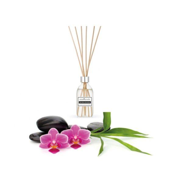 Diffusore Con Bastoncini 'Orchidea Selvaggia' 300Ml. Cod. 076441