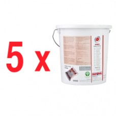 Masterpack 5 confezioni - Detersivo Rational 100 pastiglie