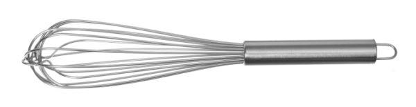 Frusta in acciaio inossidabile 30cm