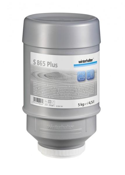 Detersivo speciale per alluminio Winterhalter S865Plus